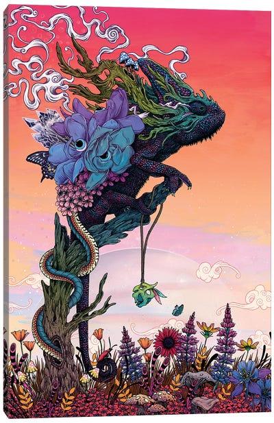 Phantasmagoria I Canvas Art Print