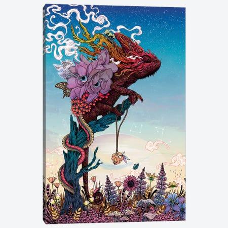 Phantasmagoria II Canvas Print #MMI56} by Mat Miller Canvas Art