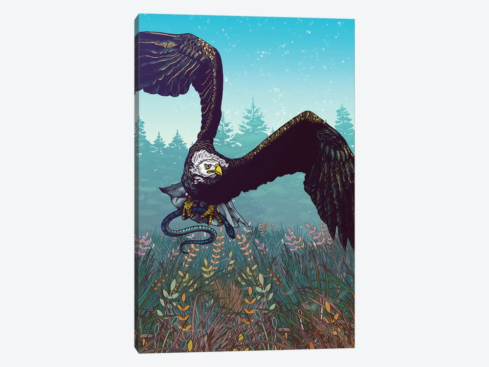 The Hunt by Mat Miller 1-piece Canvas Art