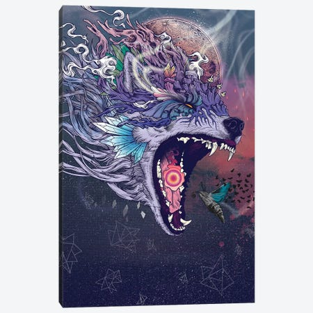 Kalopsia Canvas Print #MMI59} by Mat Miller Art Print