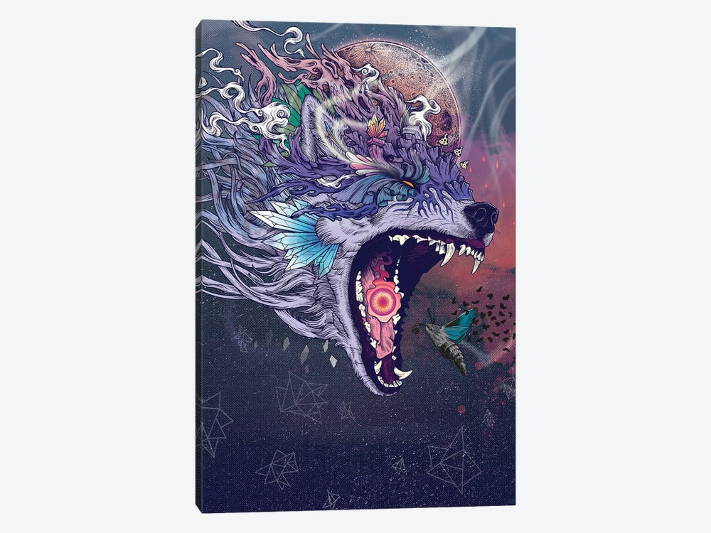 Kalopsia by Mat Miller 1-piece Canvas Wall Art