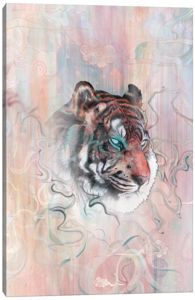 Illusive By Nature Canvas Art Print