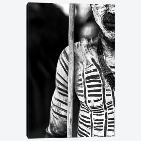 Tribe I Canvas Print #MMJ36} by Mark MacLaren Johnson Art Print
