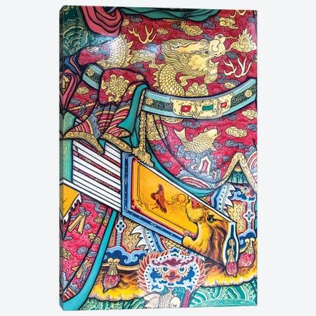 Temple Door I Canvas Print #MMJ58} by Mark MacLaren Johnson Canvas Art
