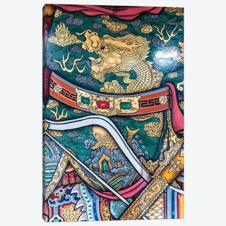 Temple Door II Canvas Print #MMJ59} by Mark MacLaren Johnson Canvas Art