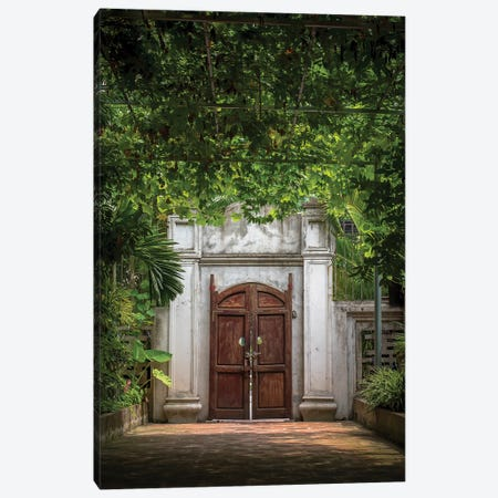Secret Door Canvas Print #MMJ60} by Mark MacLaren Johnson Art Print