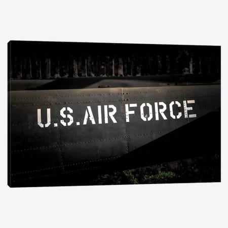U.S Air Force Canvas Print #MMJ62} by Mark MacLaren Johnson Art Print