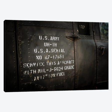 U.S Army Canvas Print #MMJ63} by Mark MacLaren Johnson Canvas Print