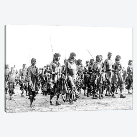 Women Of The Tribe Canvas Print #MMJ69} by Mark MacLaren Johnson Canvas Print
