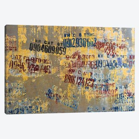 Hanoi Street Art Canvas Print #MMJ73} by Mark MacLaren Johnson Canvas Wall Art