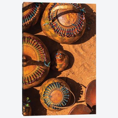 Bowl Set I Canvas Print #MMJ76} by Mark MacLaren Johnson Art Print