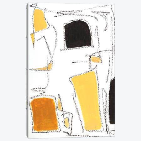 Mid Century Modern III Canvas Print #MMK31} by Monika Mickute Art Print