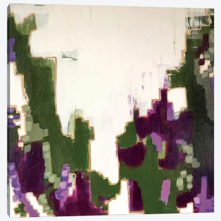 New Romantic Canvas Print #MMK34} by Monika Mickute Canvas Art