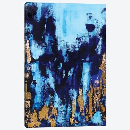 Ocean In Me Canvas Print #MMK36} by Monika Mickute Canvas Artwork