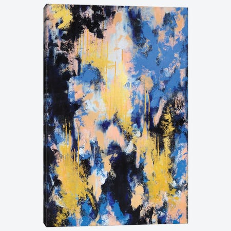 Shining Through Canvas Print #MMK42} by Monika Mickute Canvas Artwork