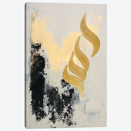 Allah - God III Canvas Print #MMK4} by Monika Mickute Canvas Art Print