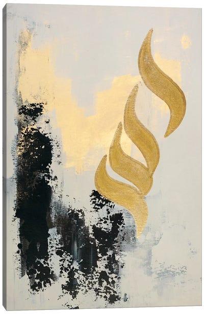 Allah - God III Canvas Art Print