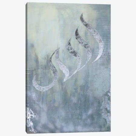 Allah - God II Canvas Print #MMK5} by Monika Mickute Canvas Print