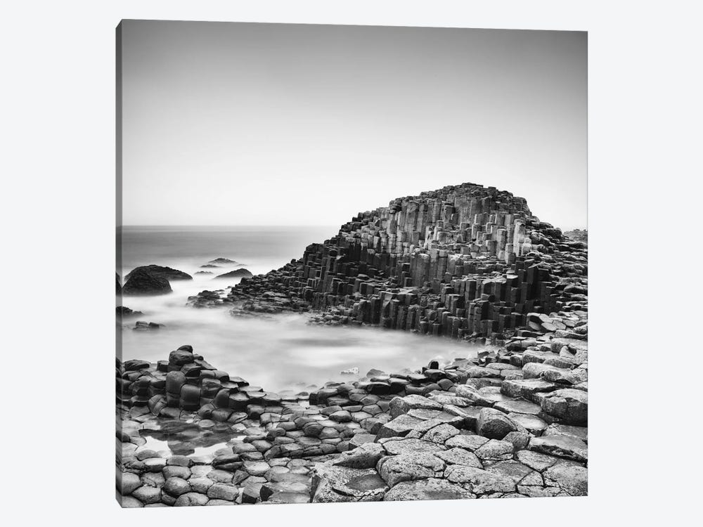The Giant's Causeway by Margaret Morrissey 1-piece Art Print