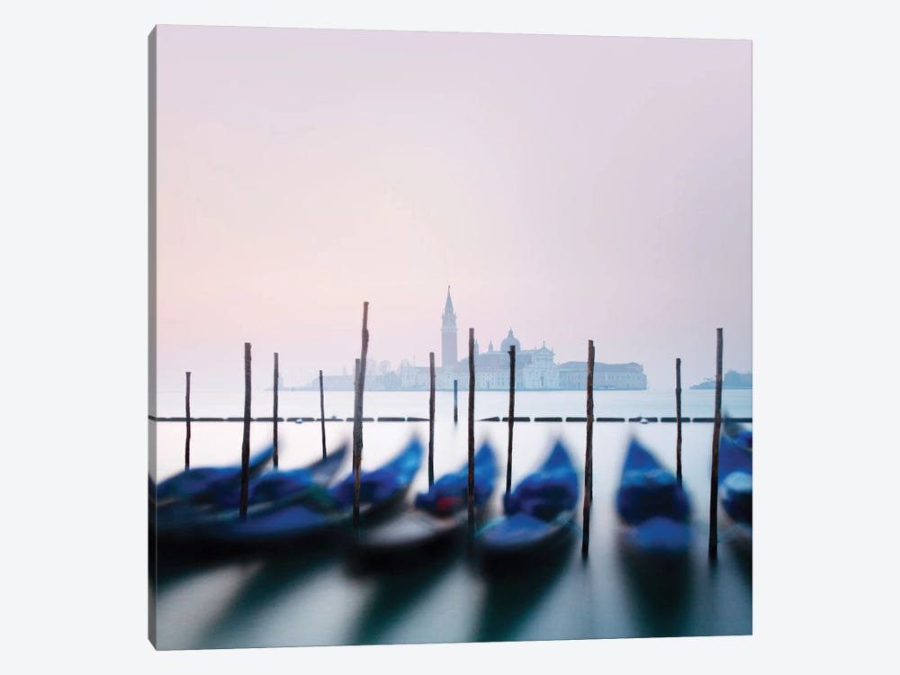 Venetian Sunrise by Margaret Morrissey 1-piece Canvas Art Print