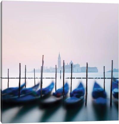 Venetian Sunrise Canvas Art Print
