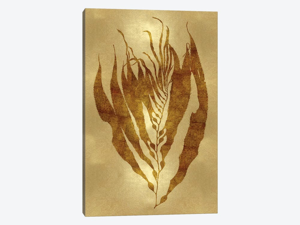 Gold I by Melonie Miller 1-piece Canvas Artwork