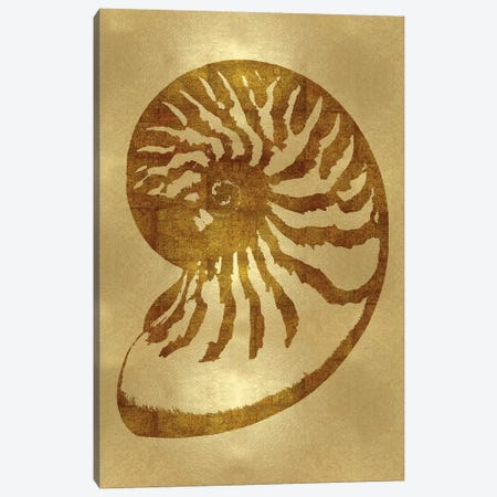 Gold III Canvas Print #MMR13} by Melonie Miller Canvas Artwork
