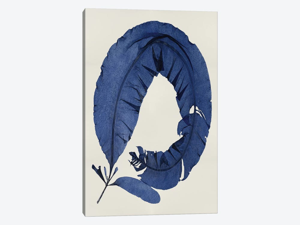 Indigo I by Melonie Miller 1-piece Canvas Print
