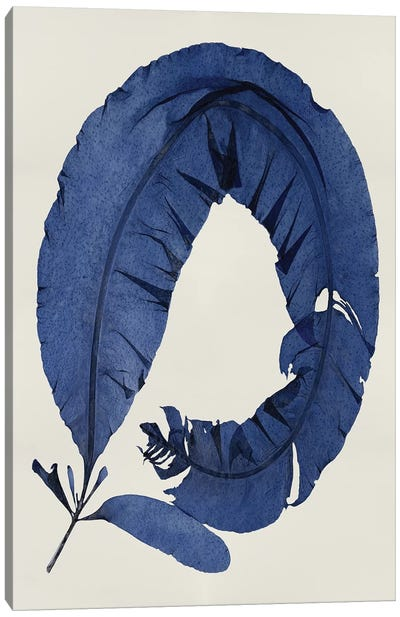 Indigo I Canvas Art Print