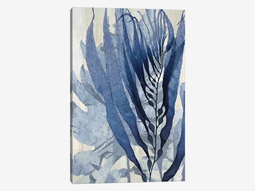 Sea Nature In Blue I by Melonie Miller 1-piece Canvas Art Print