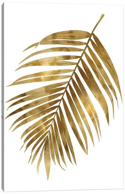 Gold Palm I Canvas Art Print