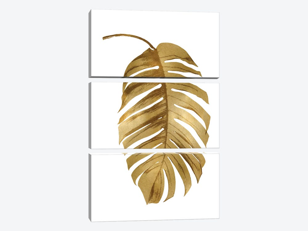 Gold Palm II by Melonie Miller 3-piece Art Print
