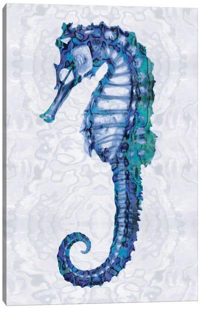 Sea Horse I Canvas Art Print