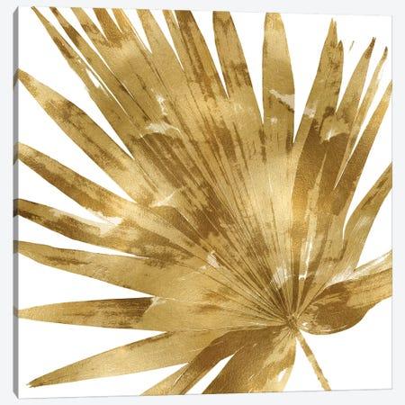 Gold Palm, Close-Up IV Canvas Print #MMR40} by Melonie Miller Art Print