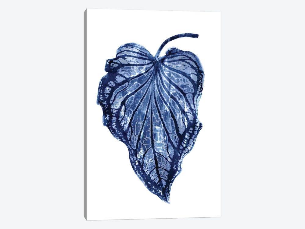 Indigo Palm III by Melonie Miller 1-piece Canvas Art