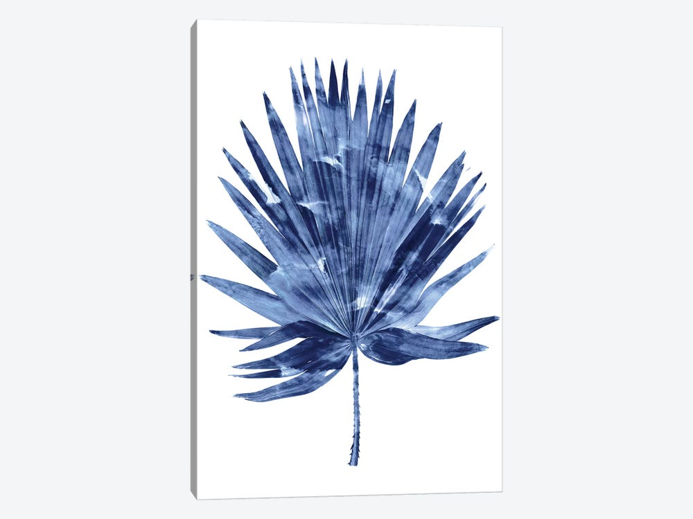 Indigo Palm IV by Melonie Miller 1-piece Art Print