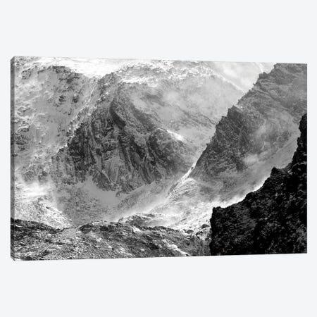 Heart Of The Mountain Canvas Print #MMV29} by Mauro La Malva Canvas Art Print