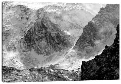 Heart Of The Mountain Canvas Art Print