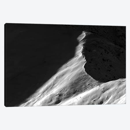The Blade Canvas Print #MMV37} by Mauro La Malva Art Print
