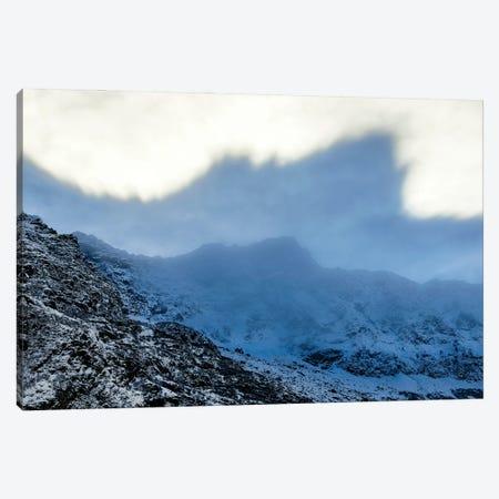 Phantom Canvas Print #MMV42} by Mauro La Malva Canvas Print