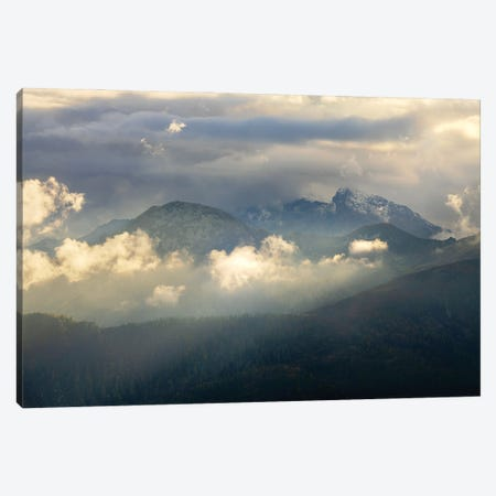 Mountain Dreaming Canvas Print #MMV49} by Mauro La Malva Canvas Print
