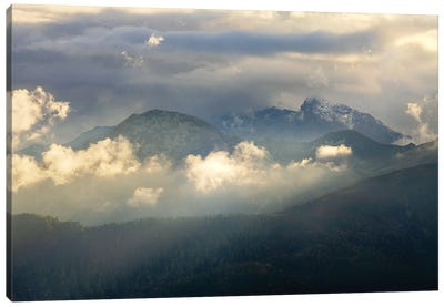Mountain Dreaming Canvas Art Print