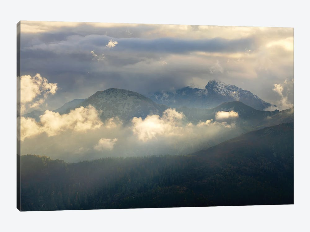 Mountain Dreaming by Mauro La Malva 1-piece Canvas Artwork