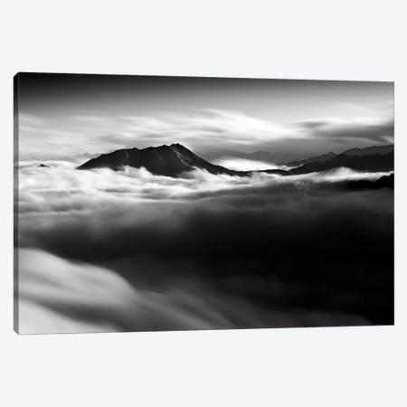 Flowing Canvas Print #MMV59} by Mauro La Malva Canvas Artwork