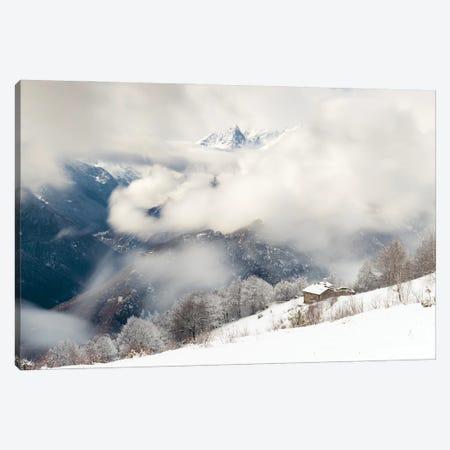 Cloud Dance Canvas Print #MMV80} by Mauro La Malva Canvas Print