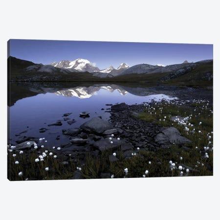 Mountain Paradise Canvas Print #MMV81} by Mauro La Malva Canvas Print
