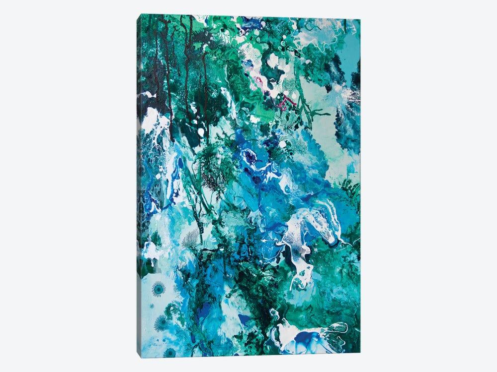 Ocean I by Marianna Shakhova 1-piece Canvas Artwork