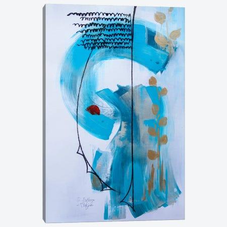 Peekaboo Canvas Print #MNA14} by Marianna Shakhova Canvas Art