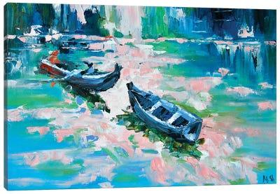 Romantic Mood Canvas Art Print