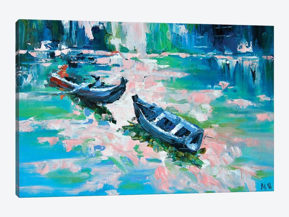 Romantic Mood by Marianna Shakhova 1-piece Canvas Art